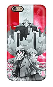 Best durable Protection Case Cover For Iphone 6(mirai Nikki)