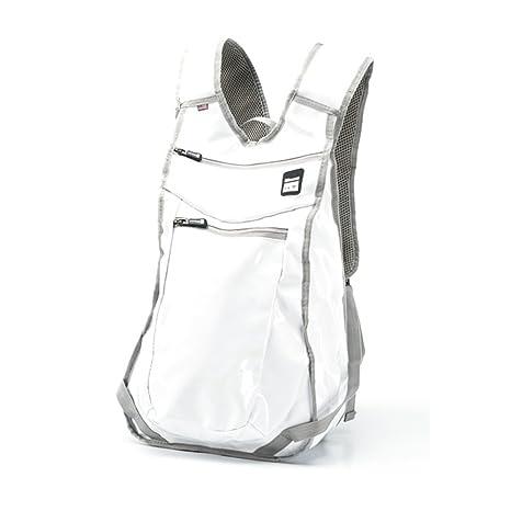 vasta selezione di c33ac 9e83f Zaino tecnico unisex BLAUER (Hi Tech) Mod. PARACHUTE backpack (BIANCO)