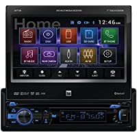 Dual DV715B DVD Receiver with Built-In Bluetooth