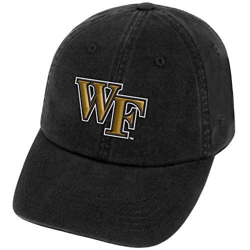 Elite Fan Shop Wake Forest Demon Deacons Hat Icon Black