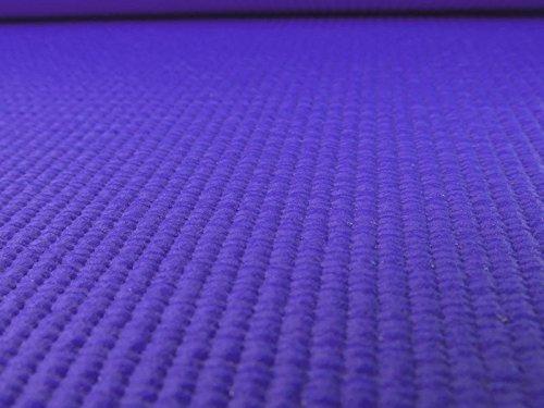 Amazon.com : GoMa Non-Slip PVC Yoga Mat(Purple) for Men ...