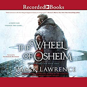 The Wheel of Osheim Audiobook