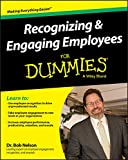 img - for Recognizing and Engaging Employees For Dummies book / textbook / text book