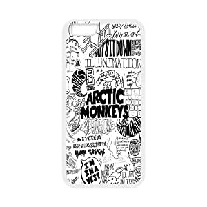 Arctic Monkeys music rock band series protective case cover For Iphone 4 4S case coverc-UEY-s74895