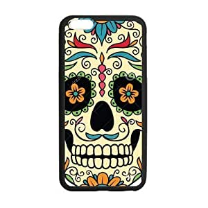 Dia De Los Muertos Skull es Cases-Cosica Provide Superior Cases For Case Cover For Ipod Touch 4