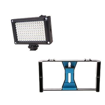 Kit de Iluminación de LED para Teléfono con Luz de Relleno ...
