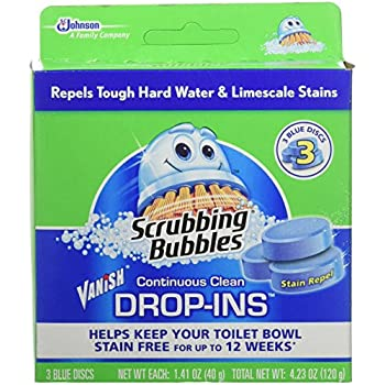 Amazon Com Clorox Automatic Toilet Bowl Cleaner Tablets