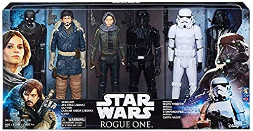 Star Wars Rogue One Action Figure 12 6-Pack