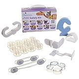 Dreambaby No Tools No Screws Safety Kit, 35 Piece