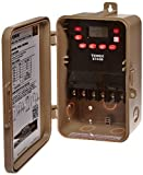 Multipurpose Control 24 Hour Time Switch, 120-277 VAC Input Supply, 1 Channel, DPST Output Dry Contact