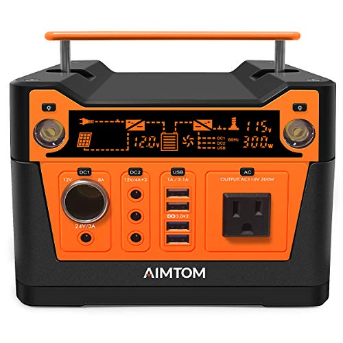 Aimtom 300Watt Portable Power