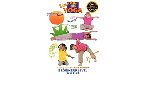 I Can Do... Yoga! Beginners Level: Amazon.es: Cine y Series TV