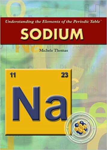 Sodium Understanding The Elements Of The Periodic Table Michele