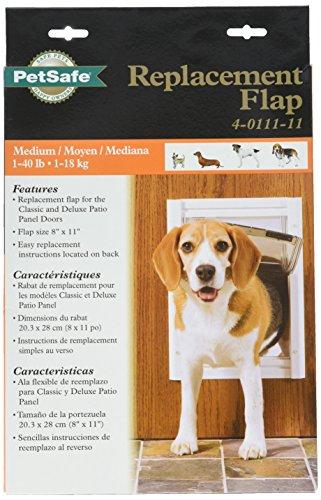 PetSafe Classic Replacement Flap, Medium, 700-415 (Medium Flap)