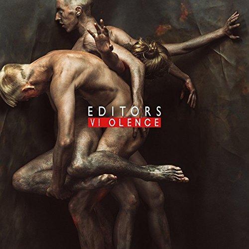 Vinilo : Editors - Violence (Colored Vinyl, Red, Bonus Tracks, Digital Download Card)