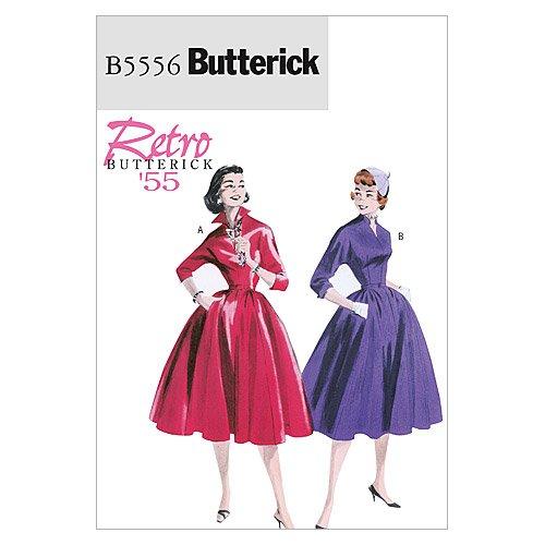 50s dress patterns butterick - 2