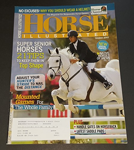 Horse Illustrated October ()