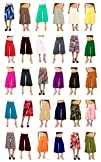 Flowy Soft Gaucho Pants Made in the USA 25 colors available