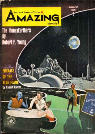 Amazing Science Fiction Stories, Vol. 38, No. 8 (August 1964)