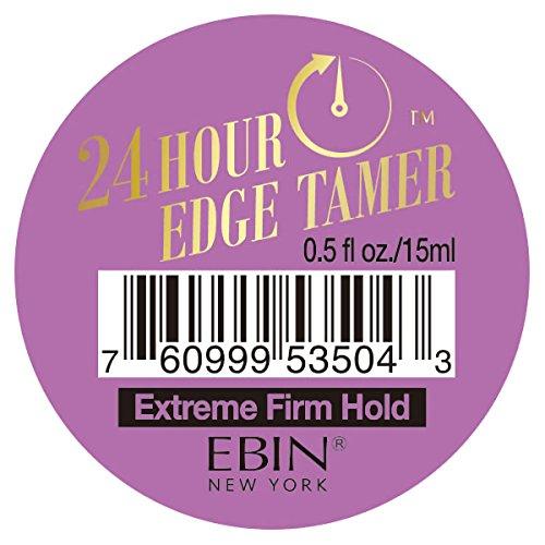 Ebin New York 24 Hour Edge Tamer (24Hr EXTREME FIRM HOLD 0.5 oz)