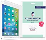 (US) iLLumiShield - Apple iPad Air 2 Matte Screen Protector (2014) (6th Generation) with Lifetime Replacement Warranty / Anti-Glare HD Clear Film / Anti-Bubble & Anti-Fingerprint / Premium Japanese High Definition Invisible Crystal Shield - [2-Pack] Retai