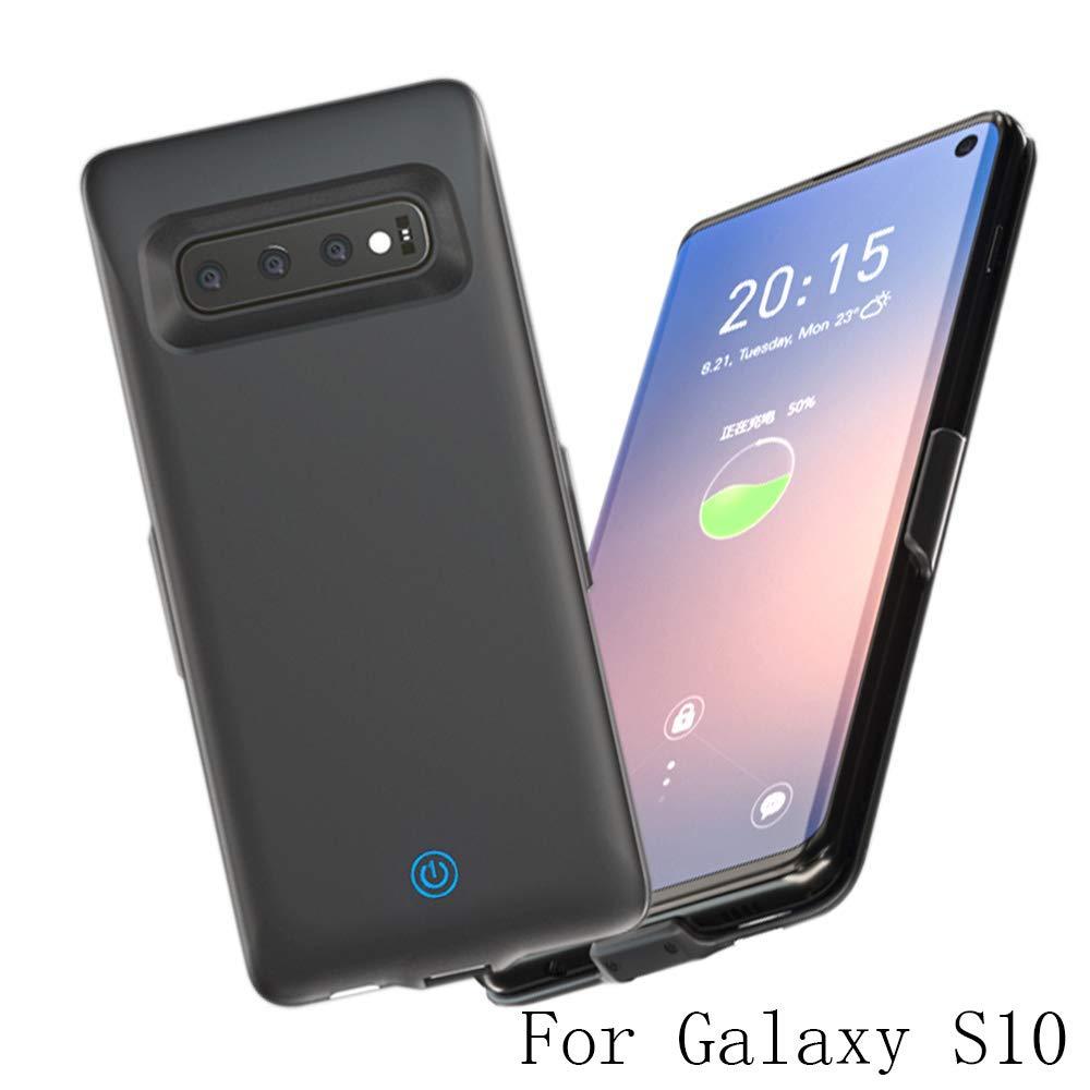 Funda Con Bateria De 7000mah Para Samsung Galaxy S10 Idealforce [7p7r2pv3]
