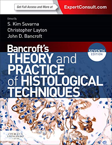 Buy Bancrofts Theory And Practice Of Histological Techniques