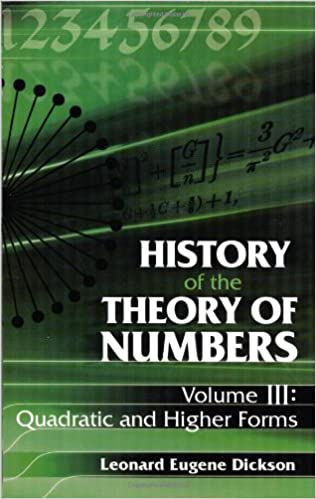 Download E-books History of the Theory of Numbers, Volume