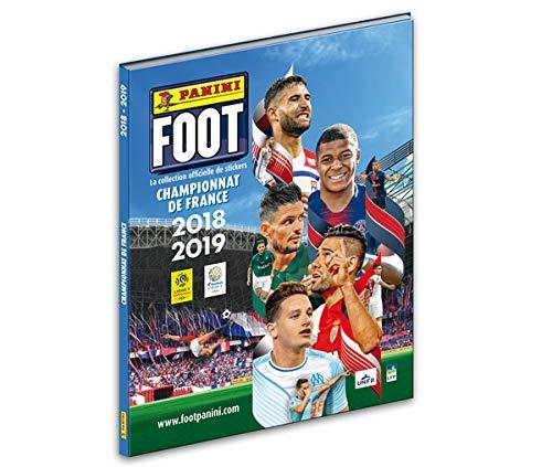 Panini 2428-018 Football Cardboard Album 2018-2019