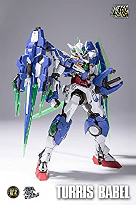 Metal Saga Turris Babel MB 00Q Quanta 1/100 Gundam