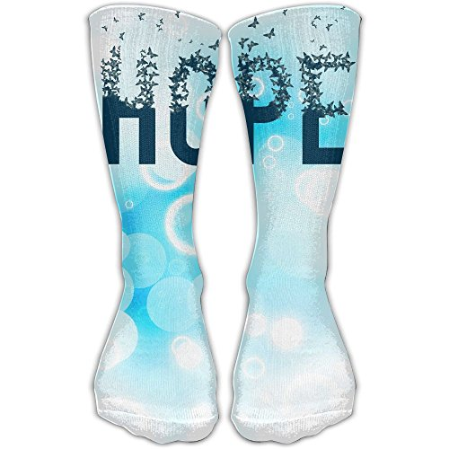 Hope Caricature Fashion Best High Performance Athletic Running Casual Socks For Men & Women