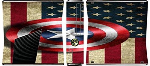 Sticker American Captain America Shield Accessories product image