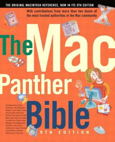 Macintosh Bible, The (9th (Macintosh Bible Guide)