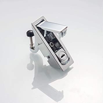 Chrome Compression Latch Flush Lever Adjustable Replace for Southco C2
