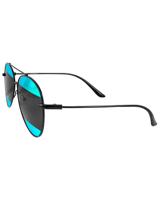 dce6961b7958 Amazon.com  Aquaswiss Womens Aqs Unisex Tommie 60Mm Polarized Sunglasses   Clothing