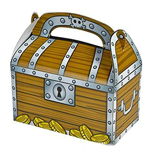 Party Favor Treasure Chest Treat product image