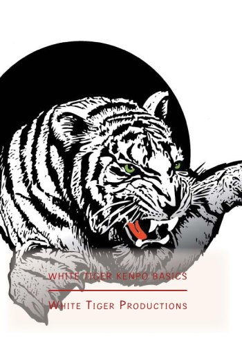 White Tiger Kenpo Basics DVD