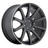 Dropstars 643B Wheel with Machined Finish (20x10/5x4.52, 40mm Offset)