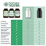 Natural Nutra Organic Flaxseed Oil Softgels, Plant