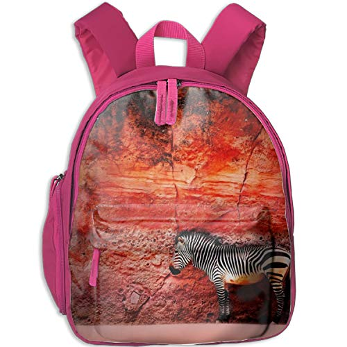 - Quality Clear Backpacks in Blue Pink Black Heavy Duty Transparent Young Zebra Adjustable Padded Straps Work, School, College, Kids Adults