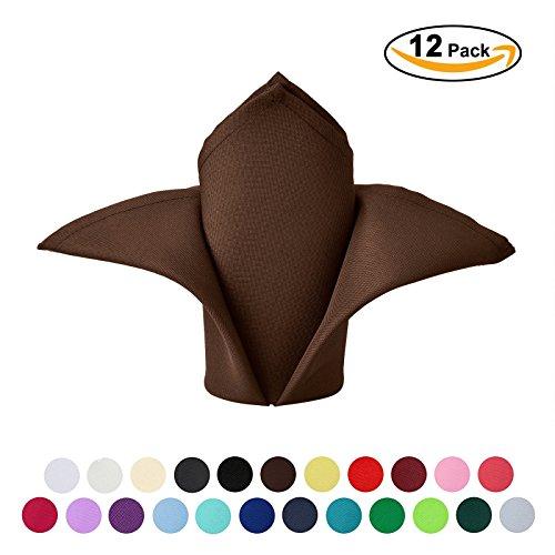 chocolate napkins - 3