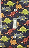 Kids Dinosaur Decorative Light Switch Cover Wall Plate