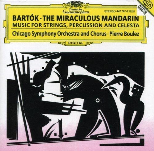 Pierre Boulez - Miraculous Mandarin (Portugal - Import)
