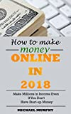 Cash in on the Internet millions that are being made!Want to make money even while you're sleeping?Want to earn cash when you're on vacation?Work from home or wherever you want! Want to escape the rat race? Do you worry about money for retirement, fo...