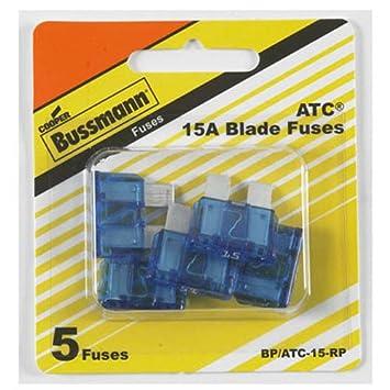 Bussmann BP/ATC15RP Fuse BP/ATC-15-RP