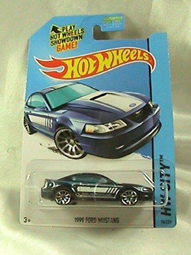 2014 Hot Wheels Hw City 96/250 - 1999 Ford Mustang
