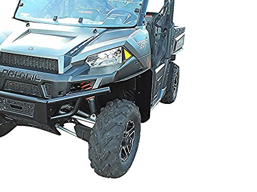 MudBusters Fender Flares for the 2013-2016 XP style Rangers and all 2015+ full size Rangers (2 seat & crew cab).