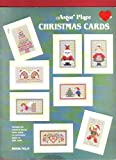 Astor Place: Christmas Cards: Suitable for Counted Thread Cross Stitch on Perforated Paper or Aida Cloth (Book No. 9)