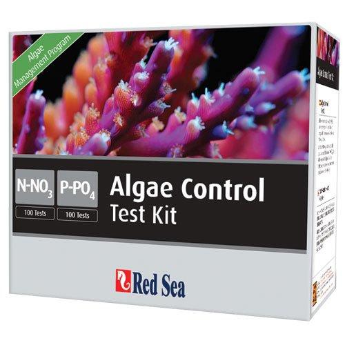 Red Sea Fish Pharm ARE21520 Algae Control Multi Salt Water Test Kit for Aquarium