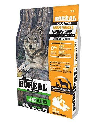 BOREAL Grain-Free Original Turkey – 25 lb. bag. Review